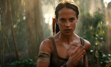 Tomb Raider mit Alicia Vikander - Bild 10