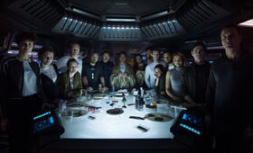 Alien: Covenant mit Michael Fassbender, Danny McBride, Billy Crudup, Katherine Waterston, Amy Seimetz, Demián Bichir, Callie Hernandez, Carmen Ejogo, Jussie Smollett, Tess Haubrich, Goran D. Kleut, Alexander England und Nathaniel Dean - Bild 16