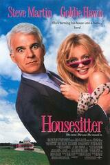 Housesitter - Lügen haben schöne Beine - Poster