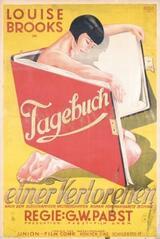 Tagebuch einer Verlorenen - Poster