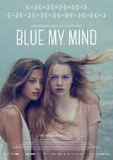 Blue My Mind - Poster