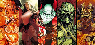Die Justice League Dark