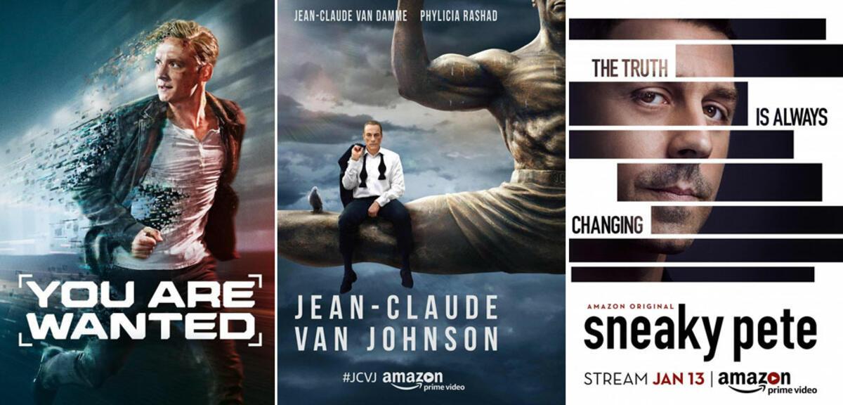 Amazon Eigene Serien