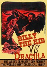 Billy the Kid vs. Dracula - Poster