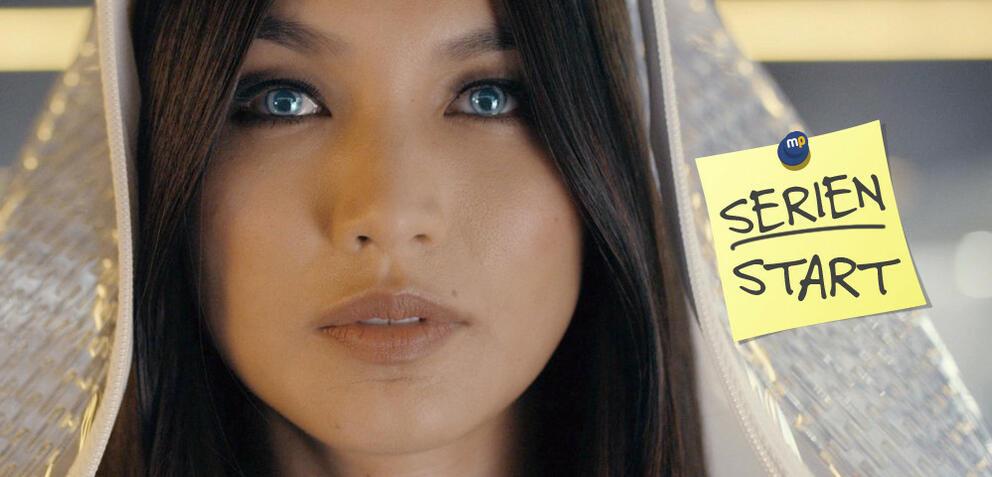 Humans, Staffel 1: Gemma Chan