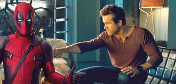 Bild zu:  Deadpool und Green Lantern