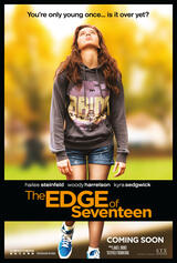The Edge of Seventeen - Poster