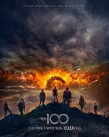 The 100 - Staffel 4 - Poster