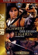 Das Schwert der gelben Tigerin - Poster
