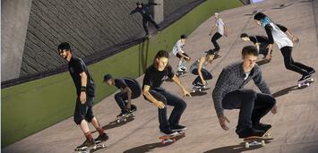 Bild zu:  Cel Shading in Tony Hawk's Pro Skater 5
