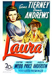 Laura 1944 poster 01