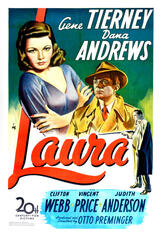 Laura - Poster