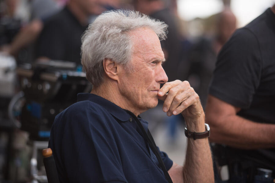 Sully mit Clint Eastwood