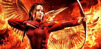 Bild zu:  Jennifer Lawrence auf Poster zu Mockingjay Teil 2