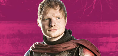 Ed Sheeran in Game of Thrones