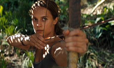Tomb Raider mit Alicia Vikander - Bild 1
