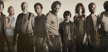 Bild zu:  The Walking Dead Cast