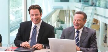 Bild zu:  John Travolta & Robin Williams