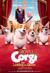 Royal Corgi - Der Liebling der Queen Poster