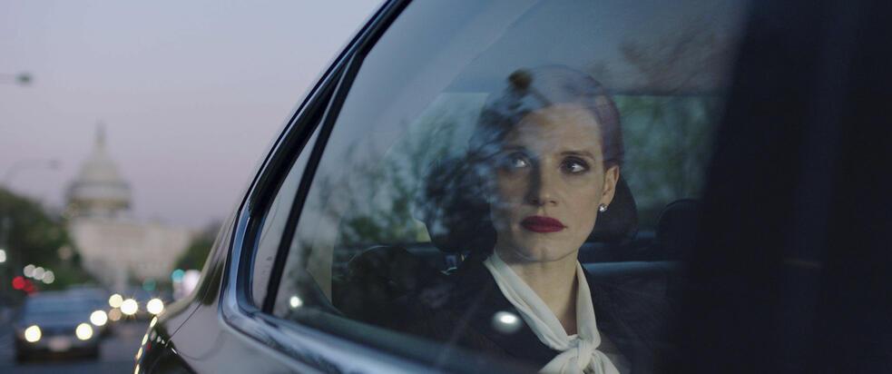 Miss Sloane mit Jessica Chastain