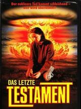Das letzte Testament - Poster