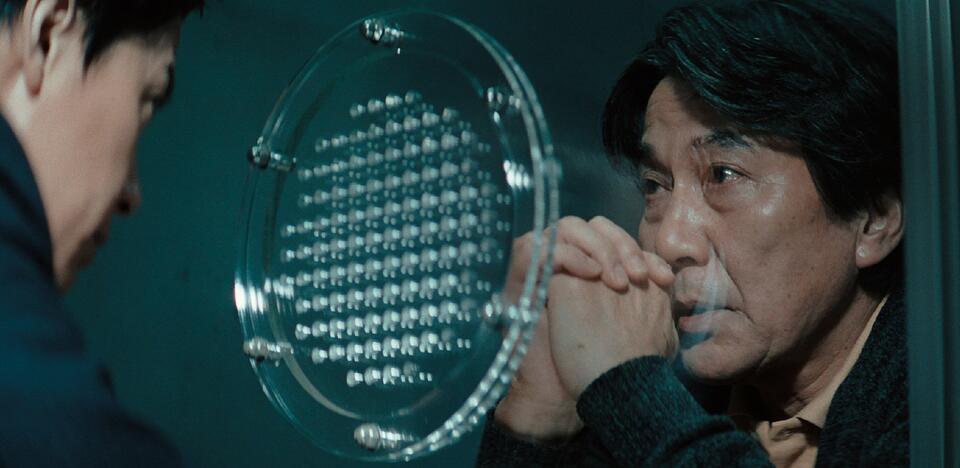 The Third Murder mit Kôji Yakusho und Masaharu Fukuyama