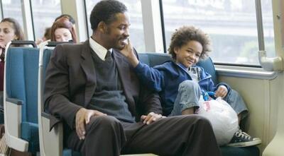 Jaden Smith schlägt seinen Vater. Ist das der Dank für die Unterstützung?