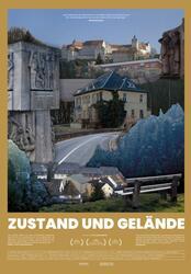 Zustand und Gelände Poster