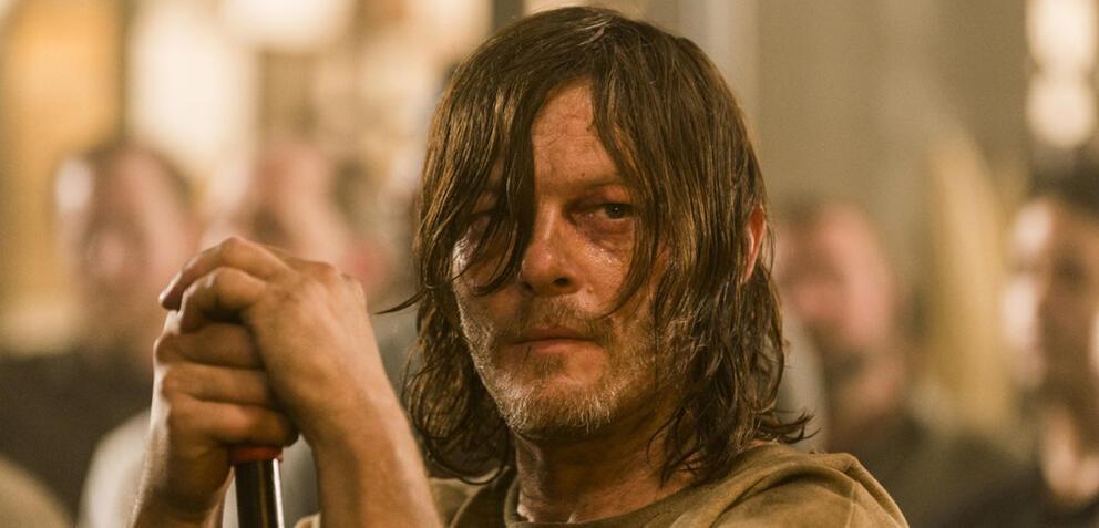 The Walking Dead: Von wem hat Daryl die Notiz in Sing Me a Song erhalten?