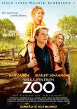 Wir kaufen einen Zoo - Poster