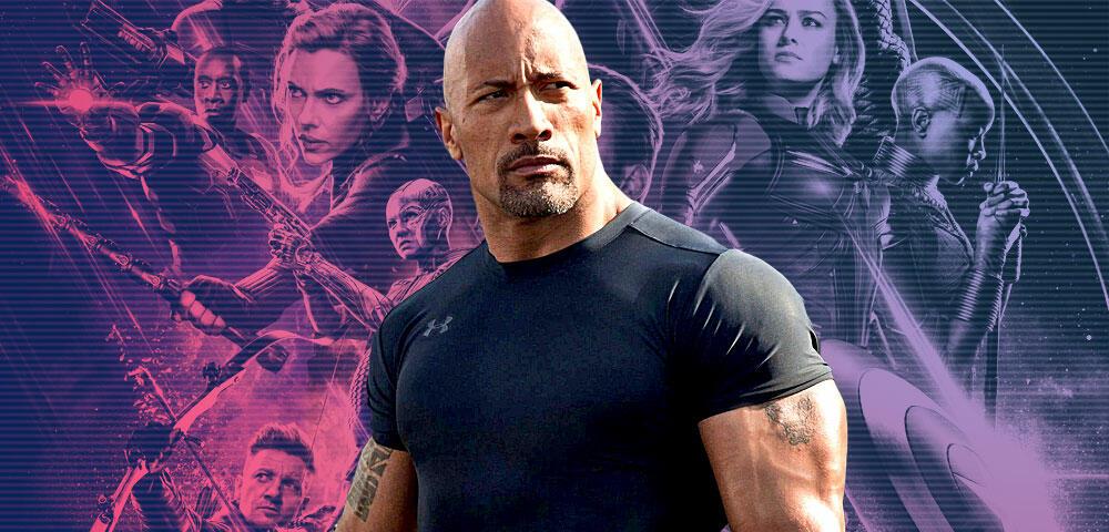 The Rock im MCU: Dwayne Johnson teast mögliche Rolle im Marvel Cinematic Universe