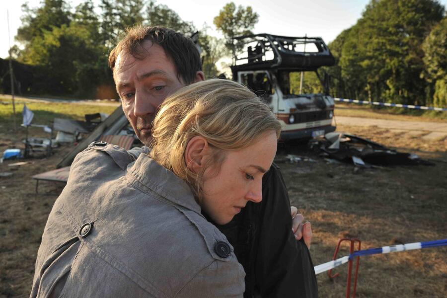 Spreewaldkrimi: Zwischen Tod und Leben mit Thorsten Merten und Claudia Geisler