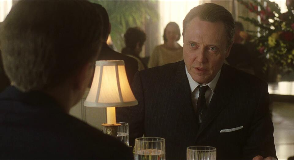 Catch Me If You Can mit Christopher Walken