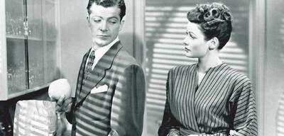 Dana Andrews & Gene Tierney in Laura