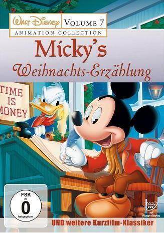 Micky's Weihnachts-Erzählung