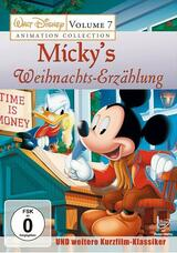 Micky's Weihnachts-Erzählung - Poster