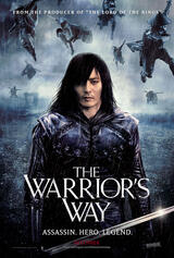 The Warrior's Way - Poster