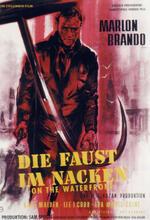 Die Faust im Nacken Poster