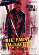 Die Faust im Nacken - Poster