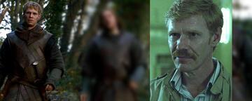 Michael Shaeffer in Game of Thrones und Chernobyl