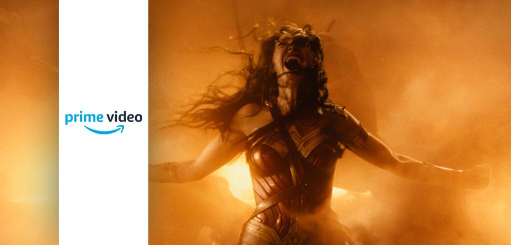 Neu auf Amazon Prime: Wonder Woman