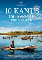 Zehn Kanus, 150 Speere und 3 Frauen