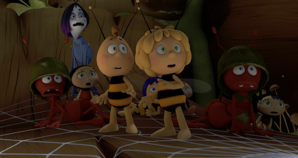 Die Biene Maja 2 - Die Honigspiele