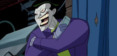 Der Joker inDie Abenteuer von Batman und Robin