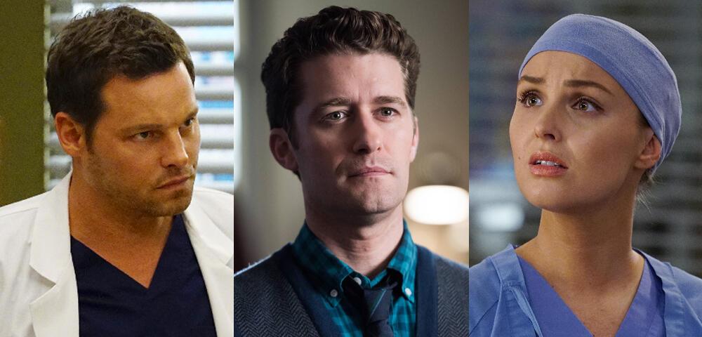 Wird dieser Glee-Star in Grey\'s Anatomy zur Bedrohung? News ...