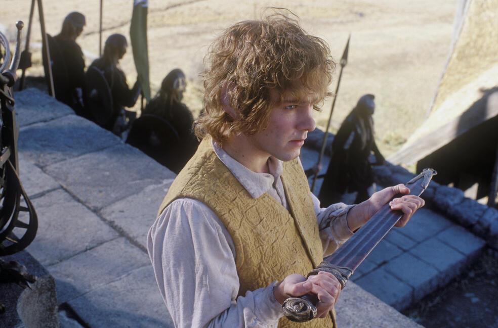 Der Herr der Ringe: Die Rückkehr des Königs mit Dominic Monaghan