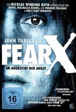 Fear X - Im Angesicht der Angst Poster