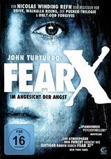 Fear X - Im Angesicht der Angst - Poster