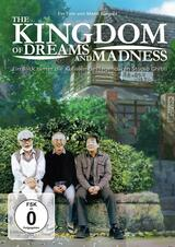 The Kingdom of Dreams and Madness - Poster