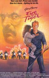 Der Tiger - Die Stunde des Infernos - Poster